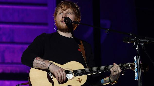 """Judge Orders Lawsuit Alleging Ed Sheeran Copied Marvin Gaye's """"Let's Get It On"""" to Trial"""