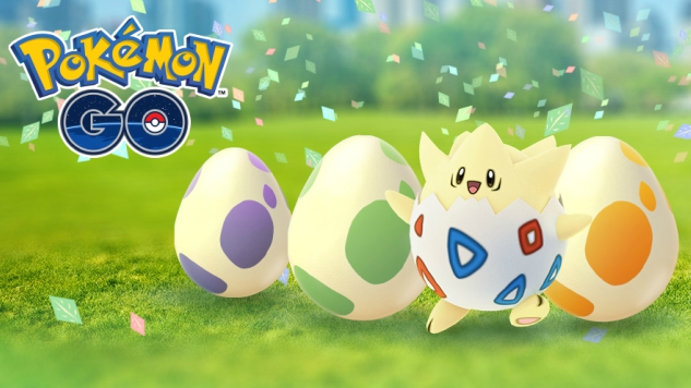 Weeklong <i>Pokémon GO</i> Eggstravaganza Event Starts Today