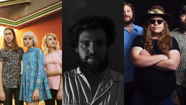 Streaming Live from <i>Paste</i> Today: Eisley, The Georgia Flood, The Marcus King Band