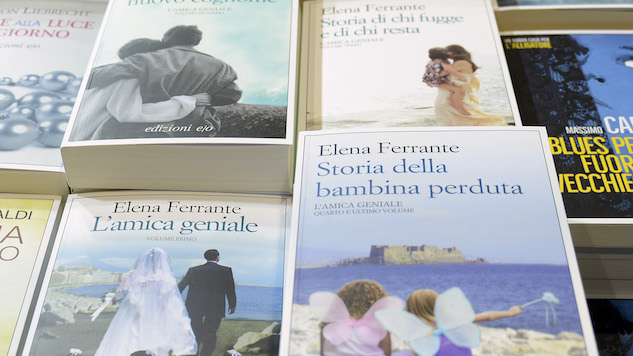 A New Elena Ferrante Novel Is Coming in June 2020