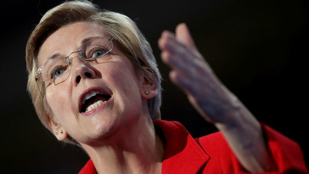 Warren: Carson Cares More About Dining Set Than Housing Discrimination