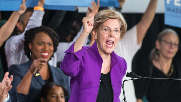Elizabeth Warren Seeks to Redact the Red Line with Housing Plan