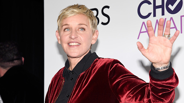 Ellen DeGeneres Is Embarking on Her First Stand-Up Tour in 15 Years