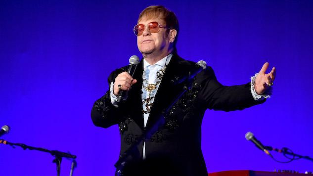 Elton John Releases Khalid Cover for Spotify Singles