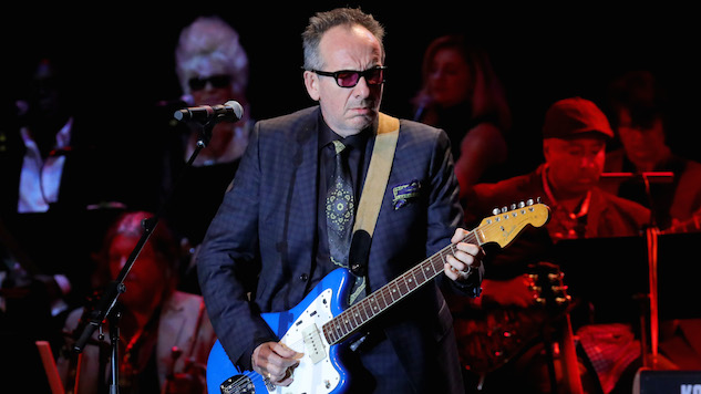 "Elvis Costello Releases Song Based on Johnny Cash Poem, ""I'll Still Love You"""