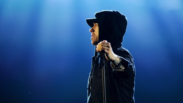 Eminem Returns with Surprise Album <i>Music to Be Murdered By</i>