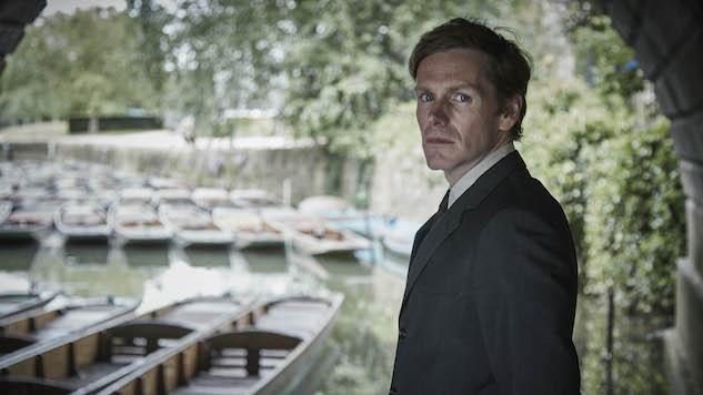 <i>Masterpiece: Endeavour</i>'s Shaun Evans on Reinterpreting Inspector Morse, Tarot Cards and More