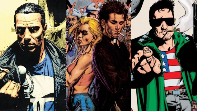 The 10 Best Garth Ennis Comics of All Time