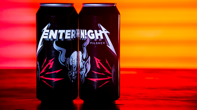 Metallica Team up with Stone Brewing's Arrogant Consortia on New Pilsner