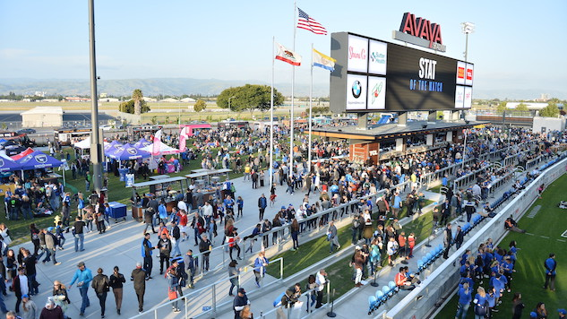 The Real Reason To Watch The San Jose Earthquakes Live At Avaya