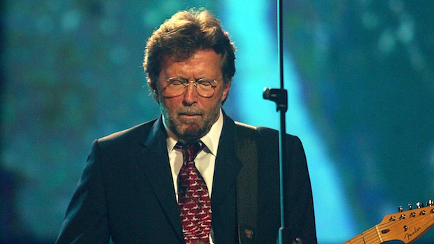 Eric Clapton Funds Anti-Vax Music Group