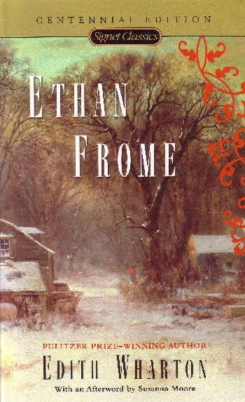 an analysis of the ethan frome character in the novel by edith wharton Ethan frome analysis in edith wharton's novel ethan frome, setting is an  important  the setting greatly influences the characters, transportation, and  activities.