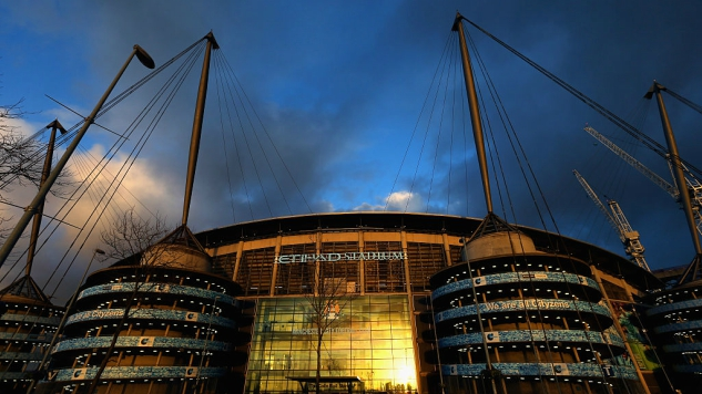 Manchester City Have Been Charged With Breaking Anti-Doping Rules