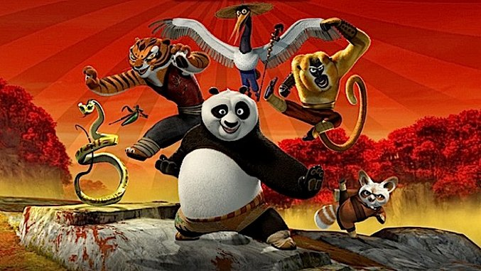 25 <i>Kung Fu Panda</i> Crafts and Collectibles on Etsy