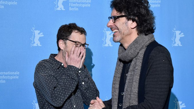 Netflix Snags Coen Brothers' Western Miniseries <i>The Ballad of Buster Scruggs</i>
