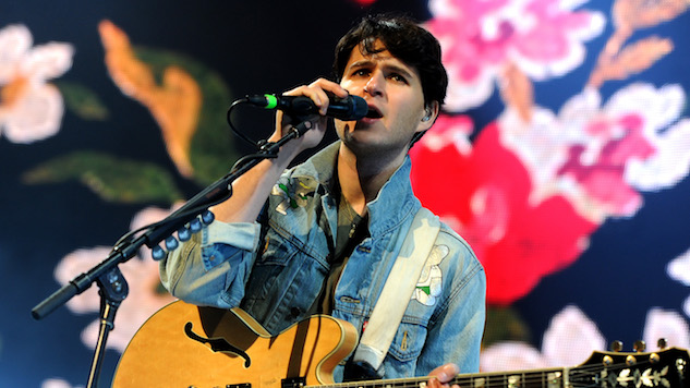 "Vampire Weekend ""94.5 Percent"" Done with Forthcoming Album"