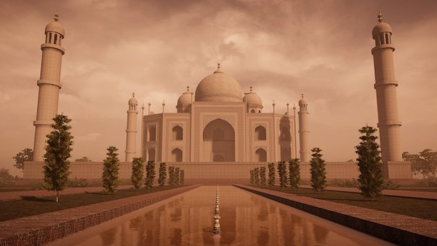 Somebody Built the Taj Mahal in <i>Far Cry 5</i>