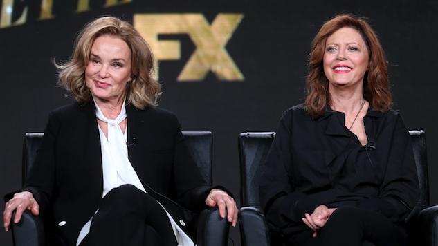 Ryan Murphy's <i>Feud: Bette and Joan</i> Stars Power Duo Jessica Lange and Susan Sarandon