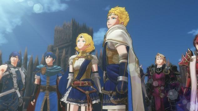 Nintendo Details DLC for Forthcoming <i>Fire Emblem Warriors</i> Game