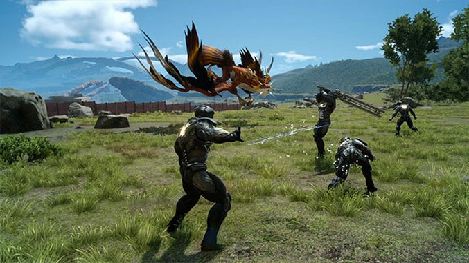 <i>Final Fantasy XV</i>'s Latest Update Brings Invincibility and Carnivals