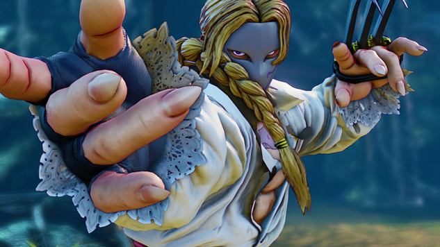 Finding Beauty in the Weirdest Fighting Game Glitches