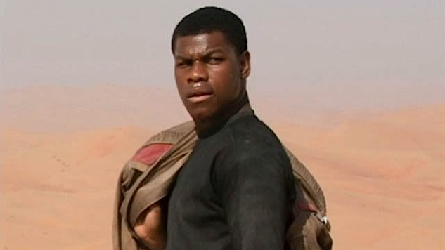 The Force of Finn: A Good [Black] Guy for My Good Guys