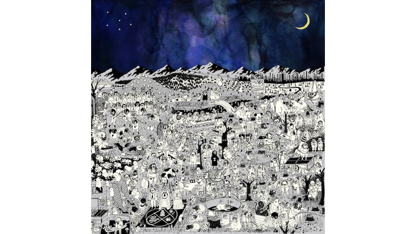 Father John Misty Pure Comedy Review Music Reviews Father