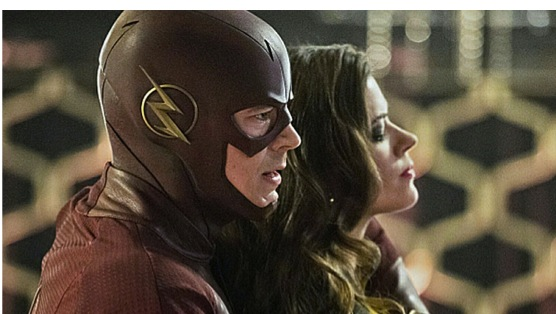 <i>The Flash</i>: &#8220;Rogue Time&#8221;