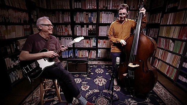 Watch Jazz Master Bill Frisell Cover James Bond, Thelonious Monk