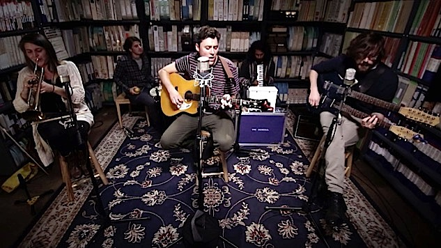 Watch The Front Bottoms Play New Songs Live at Paste