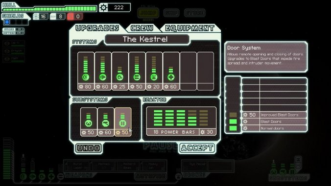 FTL: Faster Than Light Review on PC