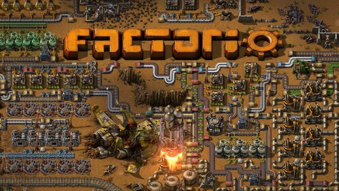 <i>Factorio</i> Is an Ambitious Game That Lives up to Its Intentions