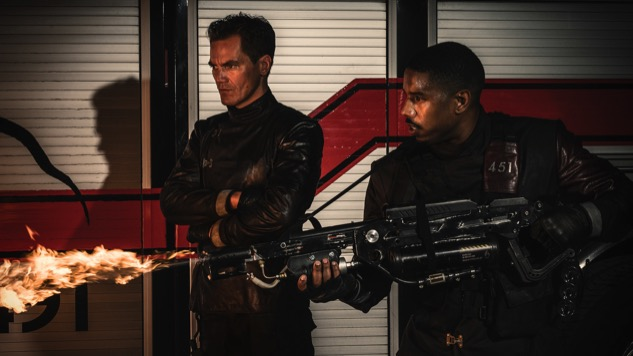 """""""A Little Knowledge Is a Dangerous Thing"""" in HBO's Intense New <i>Fahrenheit 451</i> Teaser"""