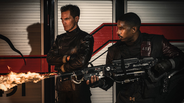 How Did HBO's Adaptation of <i>Fahrenheit 451</i> Go So Wrong?