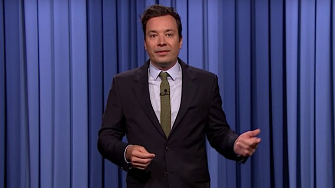 Jimmy Fallon to Go Live on <i>The Tonight Show</i> After Democratic Primary Debates