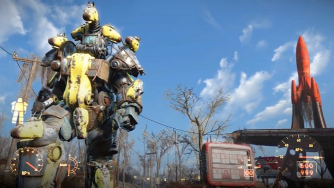 Bethesda Offers Method to Report <i>Fallout 4</i> Mod Theft After Numerous User Complaints