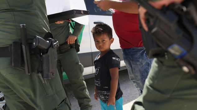 Leaked Homeland Security Report: At Least 100 Separated Migrant Children Still in Federal Custody