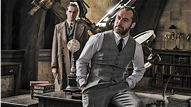 <i>Fantastic Beasts: The Crimes of Grindelwald</i>