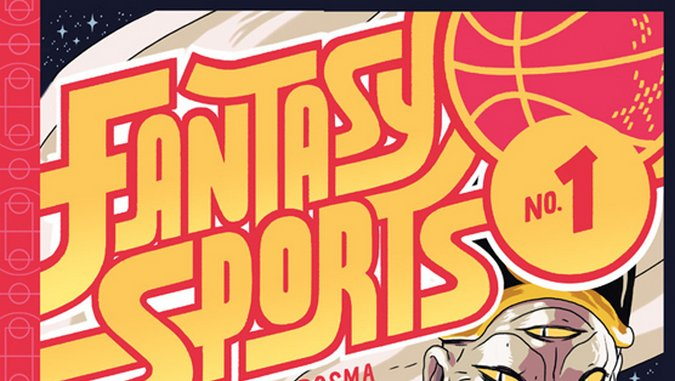 <i>Fantasy Sports No.1</i> by Sam Bosma Review