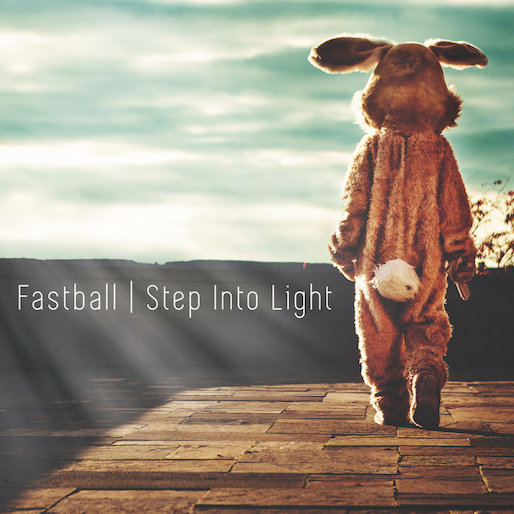 Paste Review of the Day: Fastball - <i>Step Into Light</i>