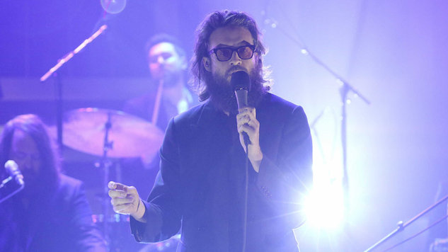 Father John Misty Details Live Album Recorded at Third Man Records