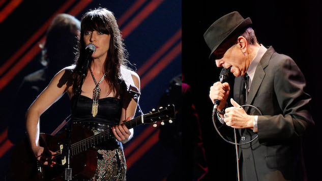 """Feist Releases Faithful Cover of Leonard Cohen's """"Hey, That's No Way to Say Goodbye"""""""