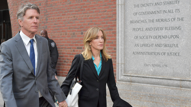 The Hollywood College Admissions Scandal Is Being Adapted for TV ... Again