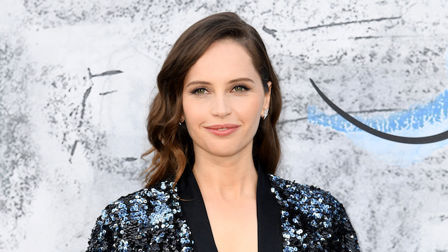 Felicity Jones Joins George Clooney in Netflix's Film Adaptation of <i>Good Morning, Midnight</i>