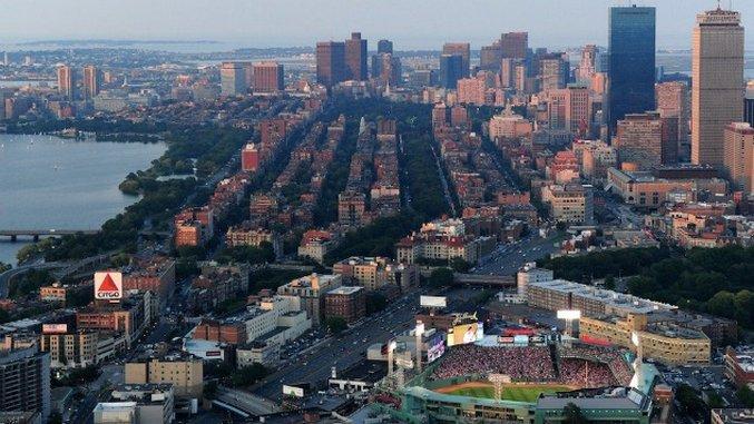 Take Five: Après-Game at Boston's Fenway Park