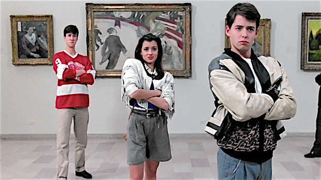 """Danke schoen, darling..."": Introducing a Teen to the Teen Canon of the 1980s"