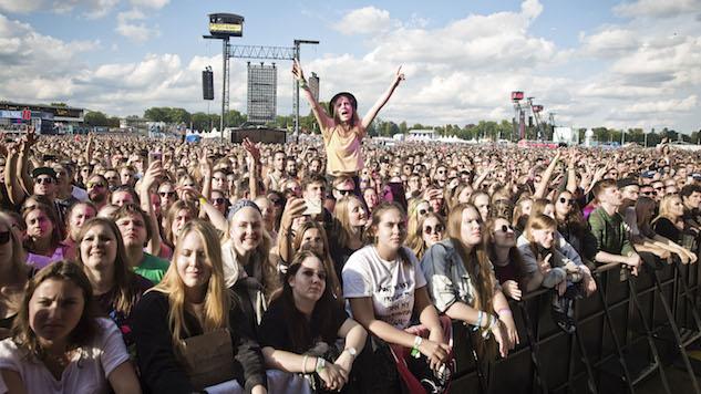 Dozens of Music Festivals Pledge Gender-Equal Lineups by 2022