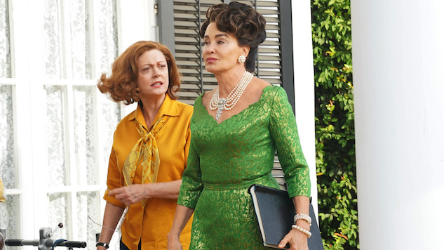 Raw, Naked Rancor: On <i>Feud</i>, <i>Big Little Lies</i>, and the Complicit Audience