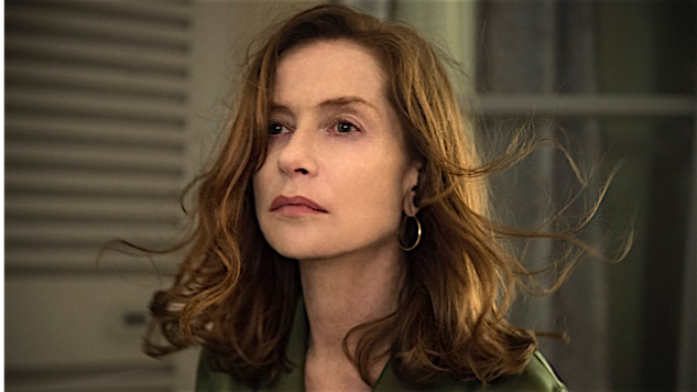 Win a Blu-Ray Copy of <i>Elle</i>, Understand Why Isabelle Huppert Should've Won