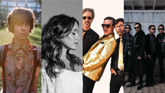 Streaming Live from <i>Paste</i> Today: Fionn Regan, Rogue + Jaye, Me First and the Gimme Gimmes, Slot Machine